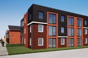 24 Appartementen & 15 Studio's | Urk