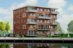 10 Appartementen | Musselkanaal
